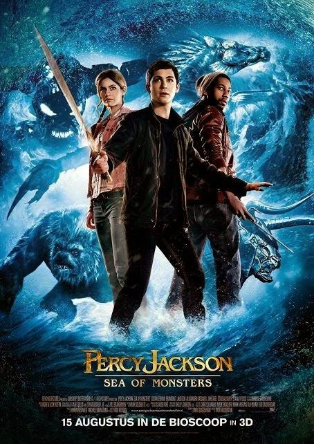 Percy Jackson 2 : Sea of Monsters เพอร์ซี่ย์ แจ็คสัน กับอาถรรพ์ทะเลปีศาจ
