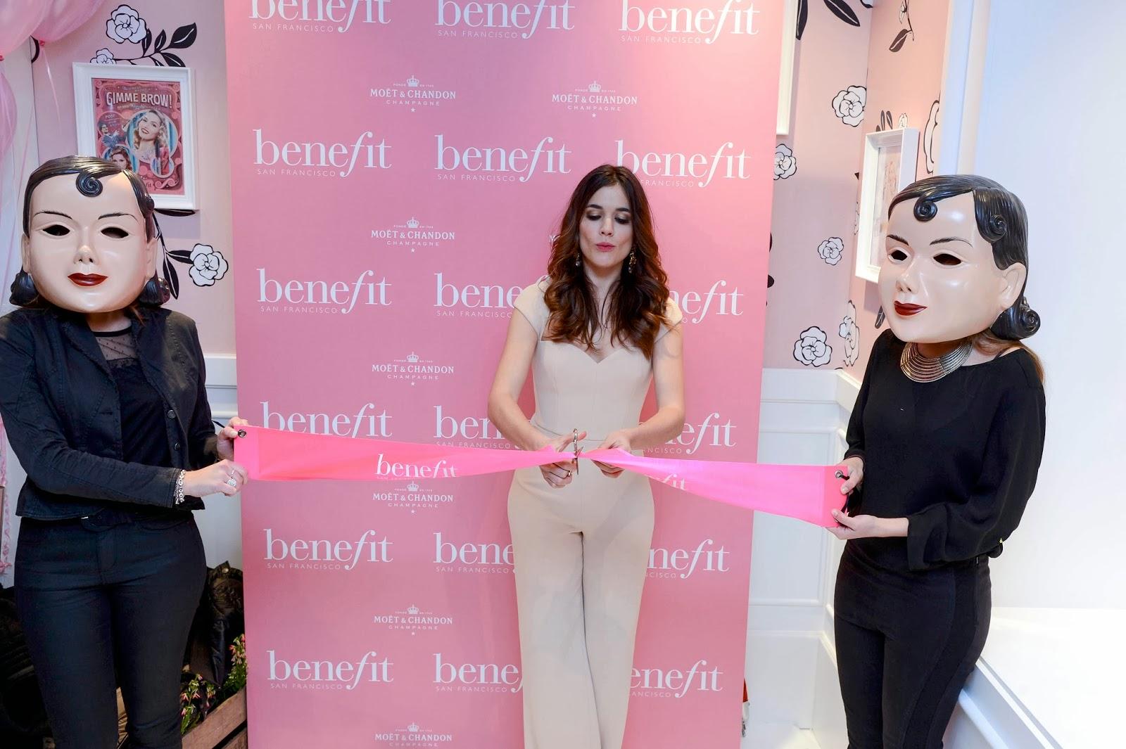 Benefit abre su primera Boutique en España...
