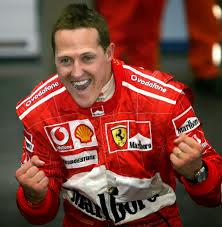 Michael Schumacher Biodata