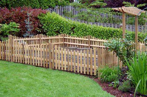 Inexpensive cheap fencing ideas