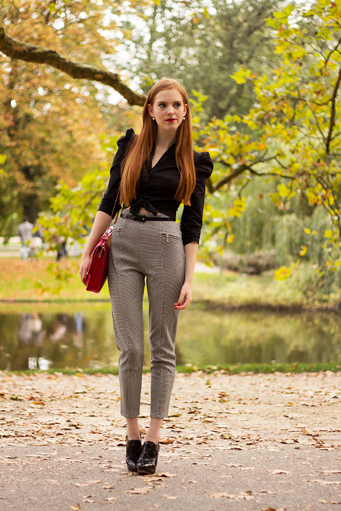 fall autumn herfst outfit vintage amsterdam