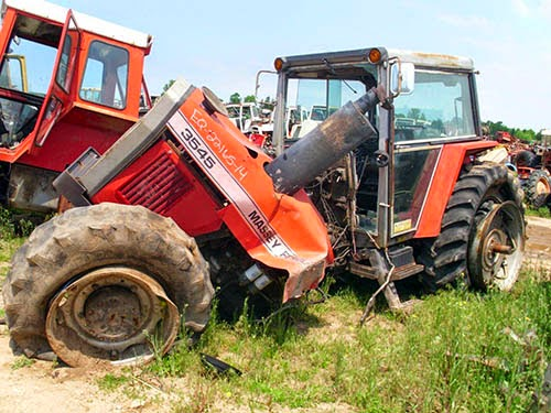 Massey Ferguson 3545 tractor parts