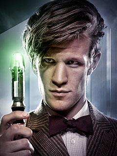 Matt Smith, 11º ator a viver o personagem Doutor na série Doctor Who