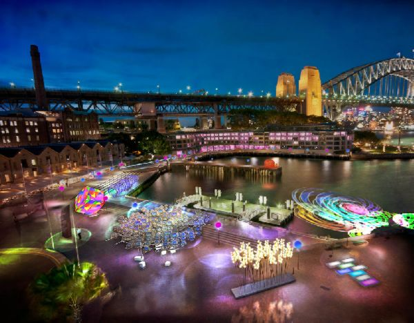 Vivid Sydney - Festival of Light and Music