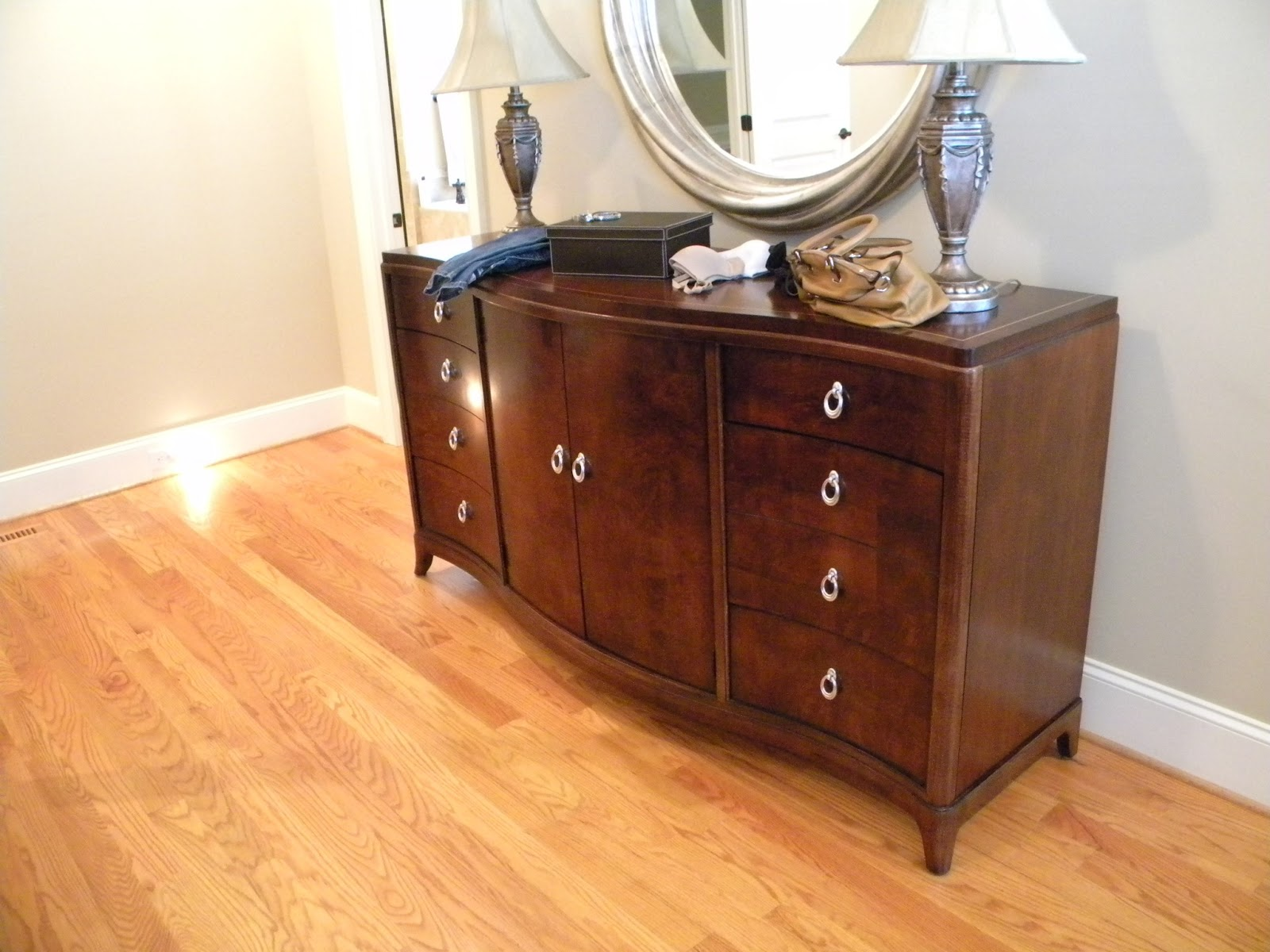 Thomasville Bogart Bedroom Set