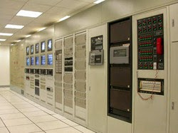 Green Data Center Design And Management Data Center With