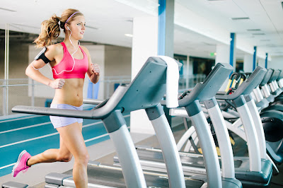 Treadmill Muscle Exercises