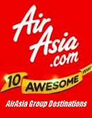AirAsia Group Destinations