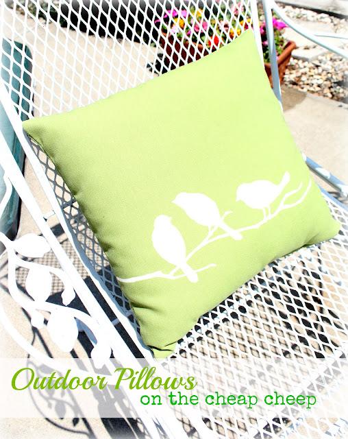 Common Ground: Outdoor Pillowscheap, cheep