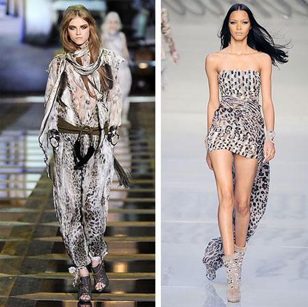 original fashion show Модн�е п�ин�� о�ен� зима 20122013 г
