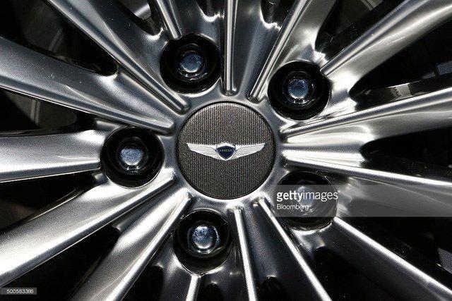 Cận cảnh xe Hyundai Genesis G90