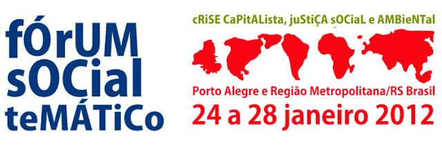 Brasil: Fórum Social termina com a convocação de protesto mundial