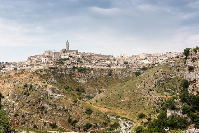 Matera, Unesco World Heritage Site of Basilicata