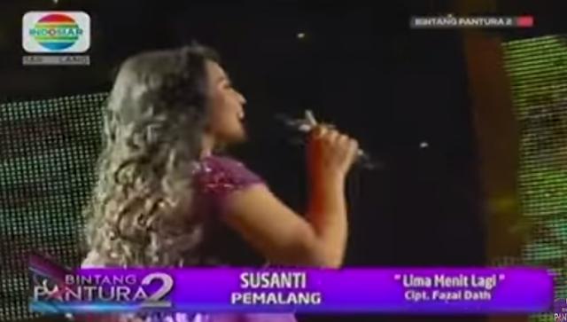 Bupati Pemalang Galang Dukungan Untuk Susanti di Ajang Bintang Pantura Indosiar