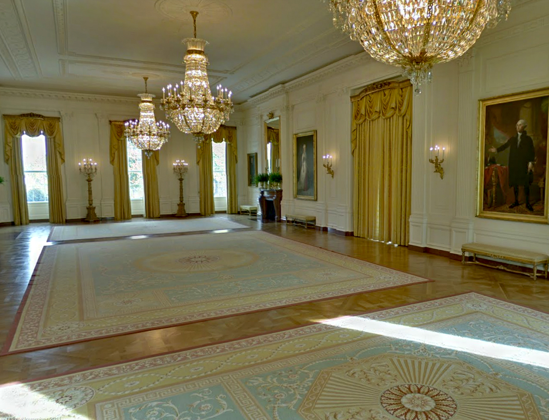 Star Bunny Studio The White House