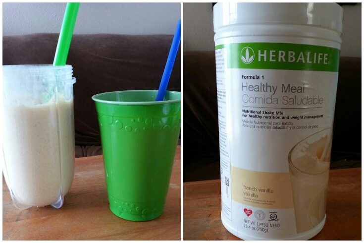 My Lovely Wanted Life Herbalife Cake Batter Shake Recipe