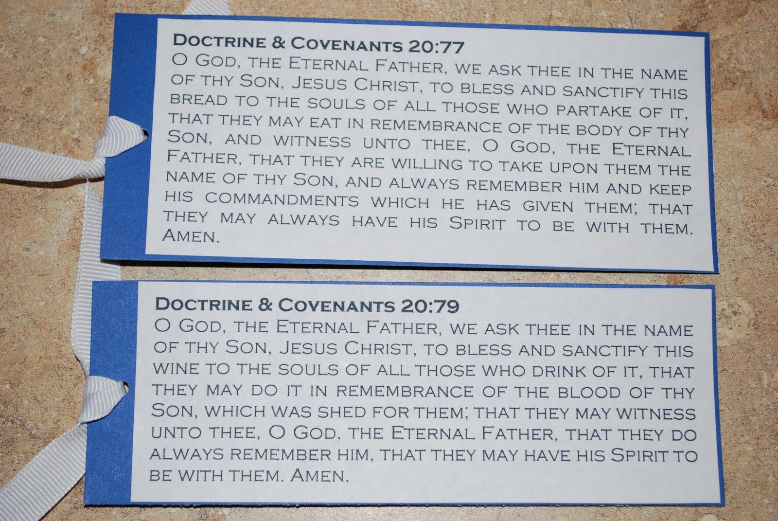 Http fullnessoftimes blogspot com 2007 07 sacrament prayers compared