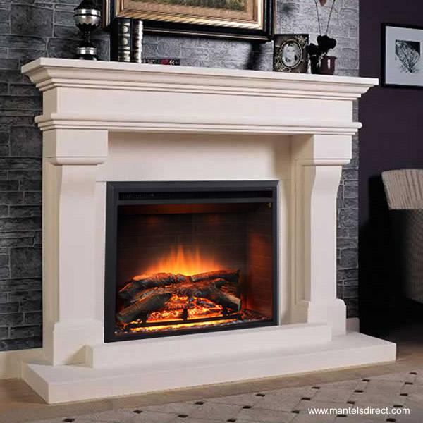 Arquitectura de casas chimeneas de m rmol para interiores for Precio marmol chile