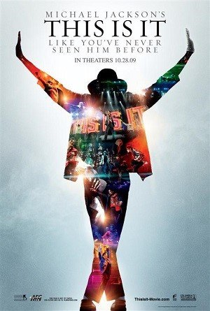 Michael Jackson - This Is It - Legendado Bluray Baixar torrent download capa