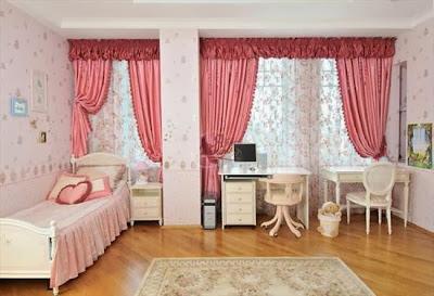 Top 15 childrens bedroom curtains designs ideas colors - Bedroom colour ideas 2014 ...