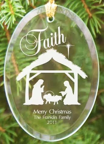Nativity Scene Christmas Gifts