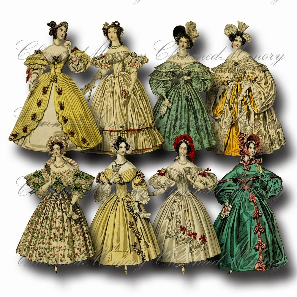 romanticism history designfashion inspired from