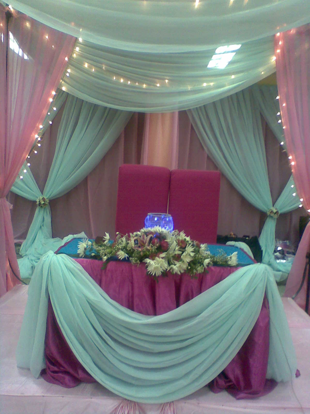 Kings Event and Interior Decoration: Exquisite Wedding Decorations