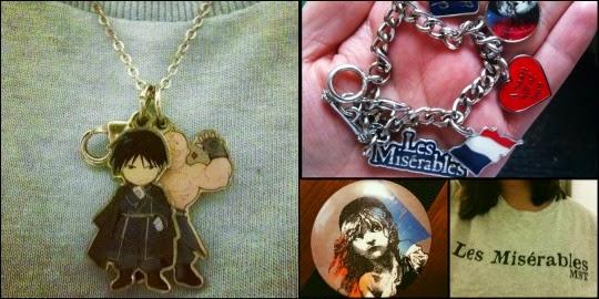 Les Miserables, Fullmetal Alchemist