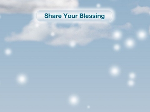 share your blessing