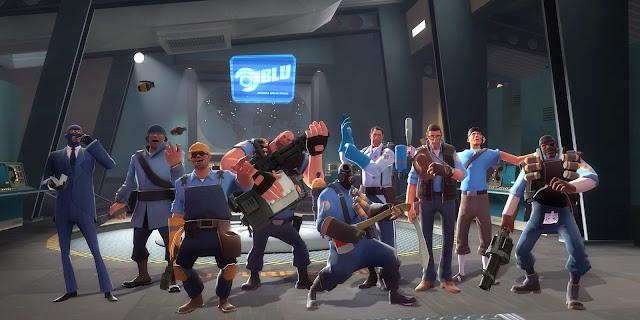 Las 9 clases de Team Fortress 2