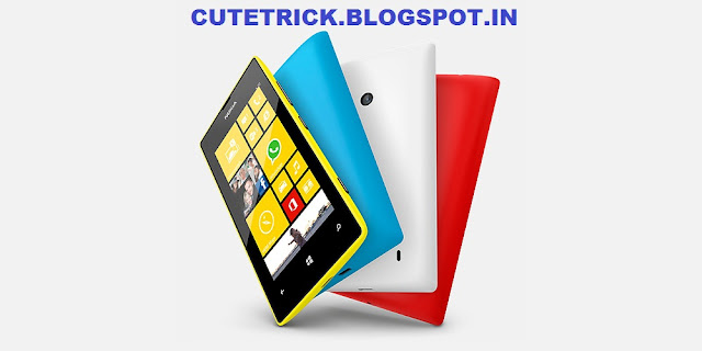 Nokia Lumia 520 | CuteTrick