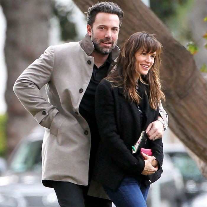 Ben Affleck e Jennifer Garner estão se separando - Divórcio