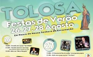 TOLOSA (NISA): FESTAS DE VERÃO