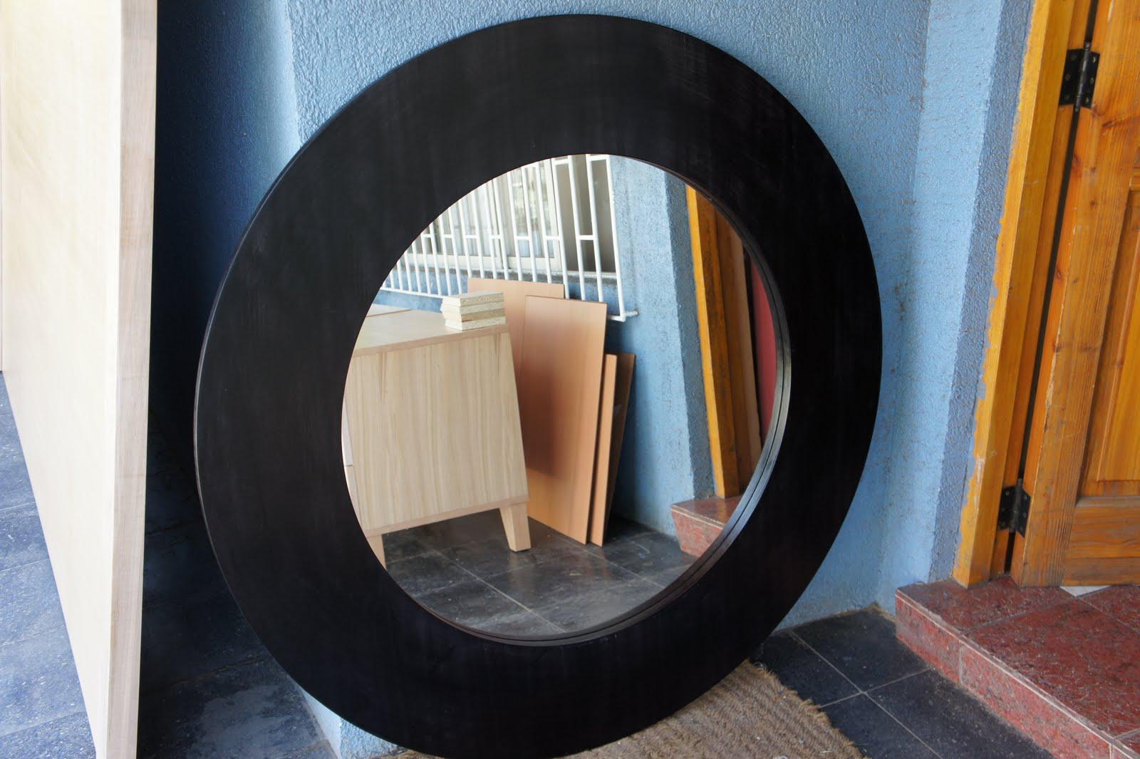 Espejo redondo muebles sanchez for Muebles sanchez