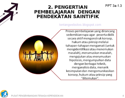 power point pendekatan scientifik