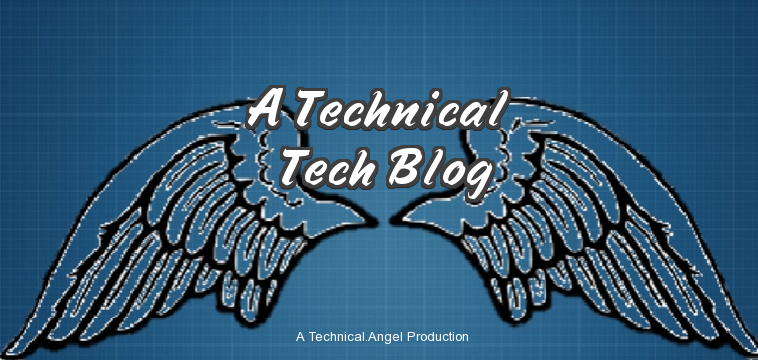 A Technical Tech Blog