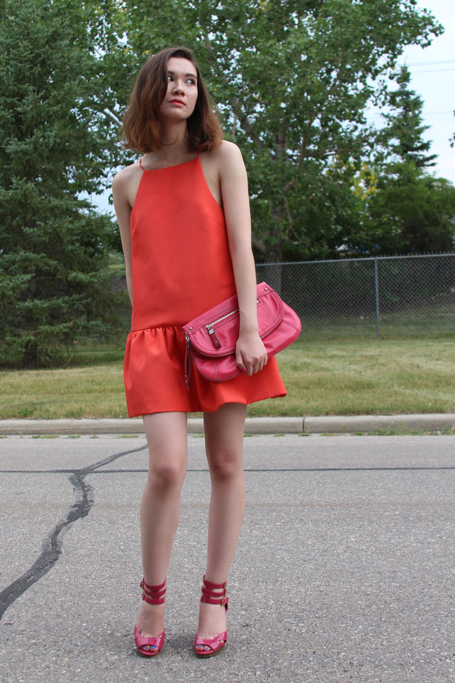 Barbie, Town Shoes, Finders Keepers, Strange Fire dress, summer, fashion, ottd