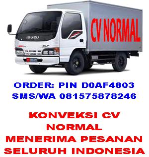 KONVEKSI CV NORMAL MENERIMA PESANAN SELURUH INDONESIA