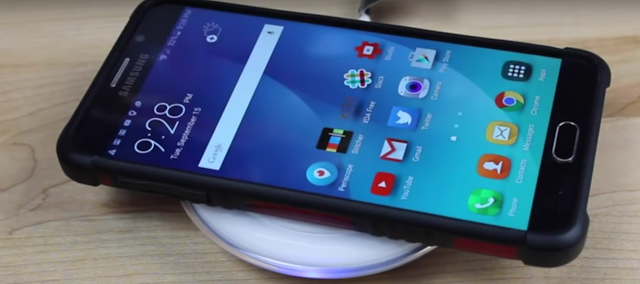 Tip and Trick samsung Galaxy S6 Secure