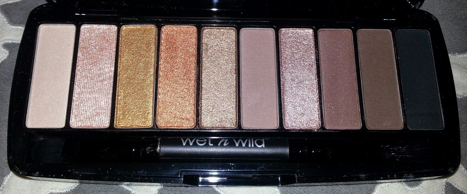 Wet n Wild Fergie Centerstage Eyeshadow Palette in Milano Collection