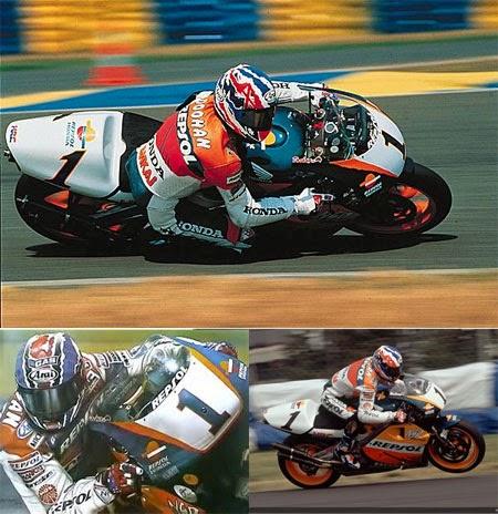 Repsol Honda Motor GP 500