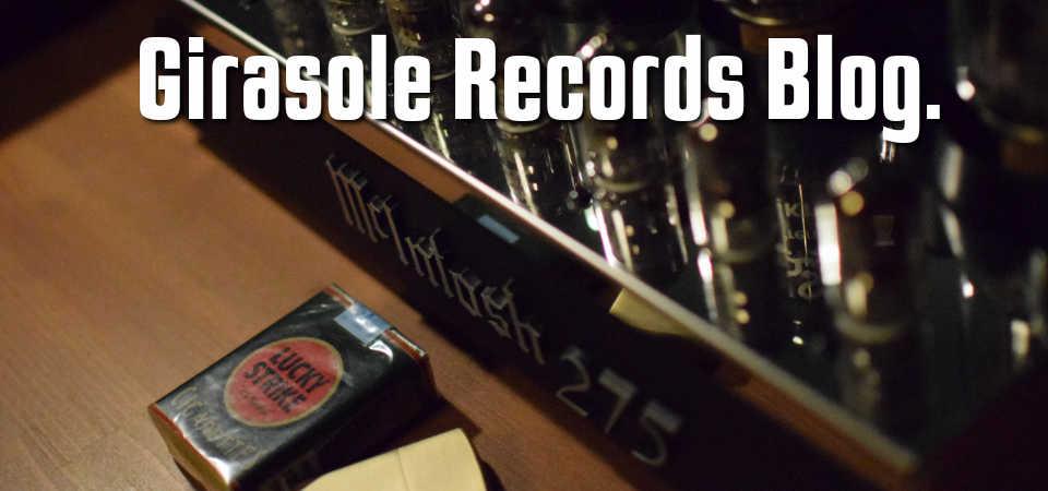 Girasole Records Blog
