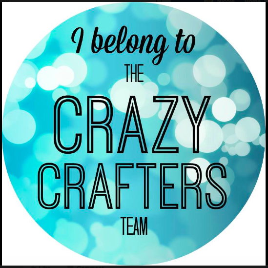 Crazy Crafters Badge