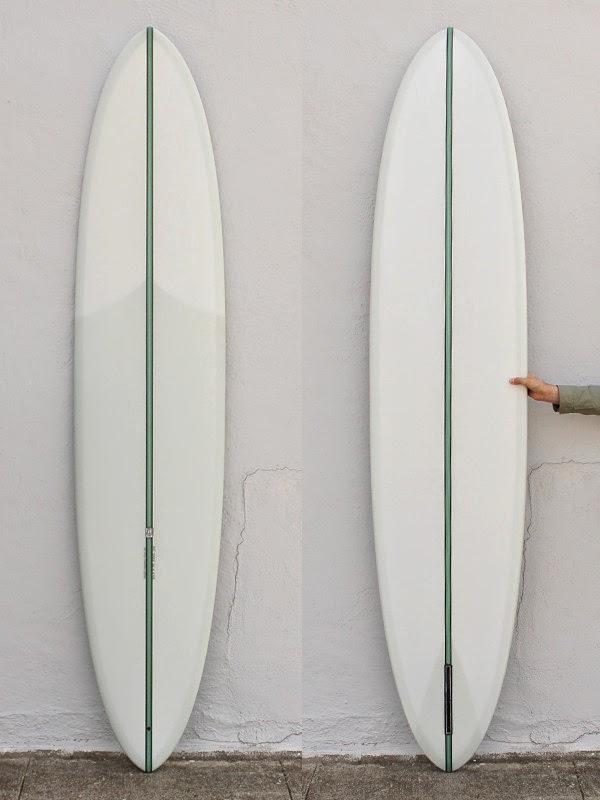 robin falxa longboard