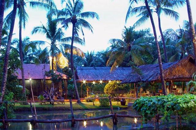 Khách sạn Hoàng Nam - Khu du lịch Văn Thánh 2