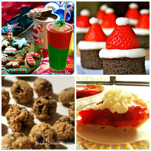 25 Healthy Recipes for the Holiday Season