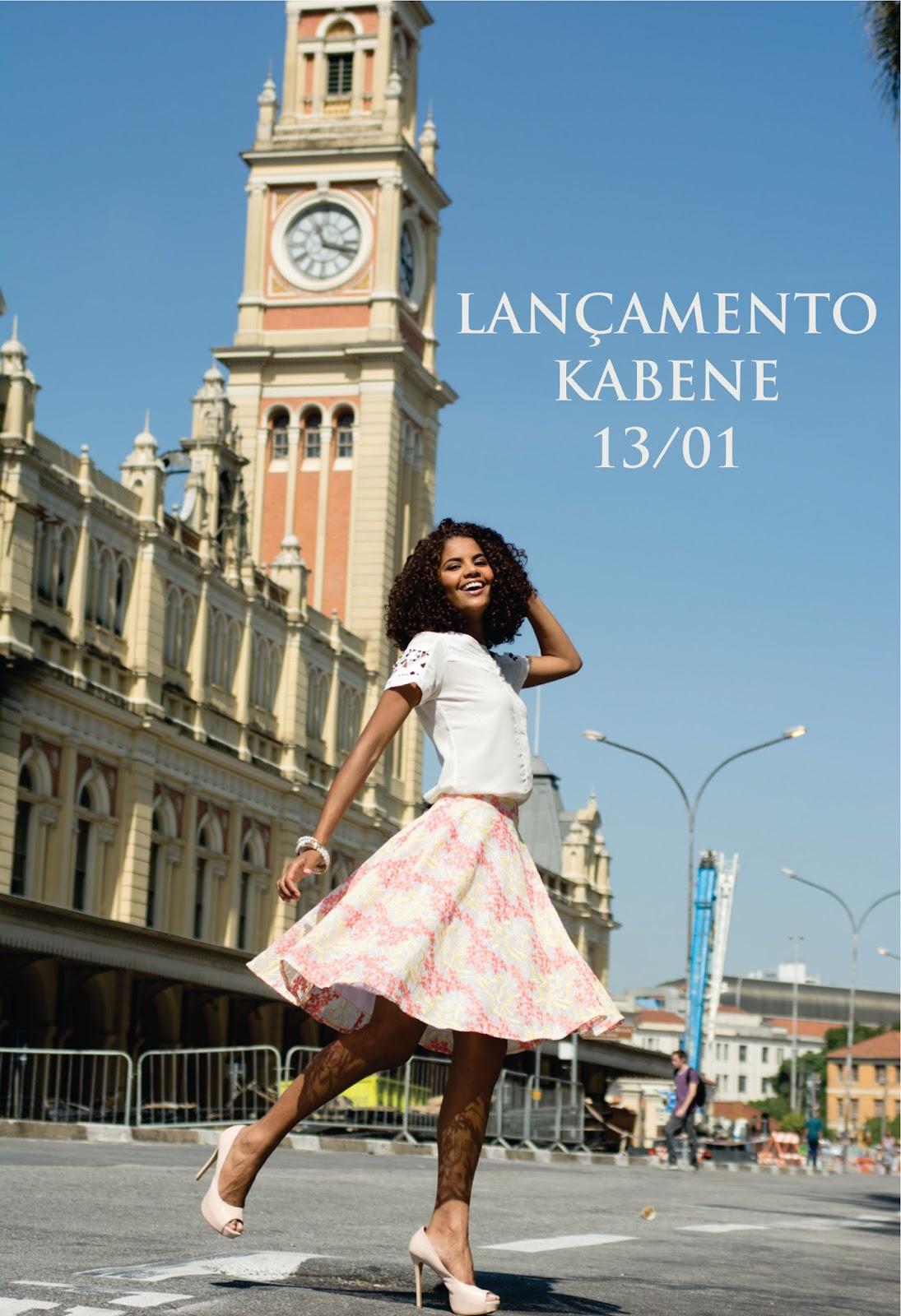 Kabene lançamento alto verão blog estilo modas e manias