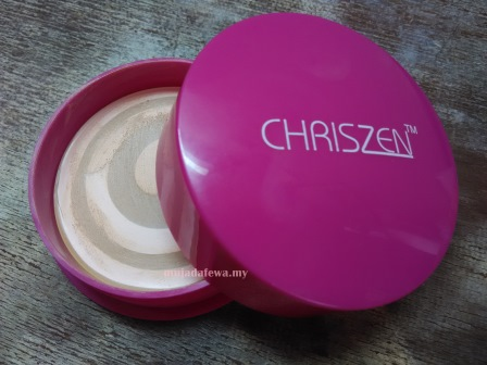 chriszen whitening pore cover, chriszen moist cake, chriszen foundation, flawless skin