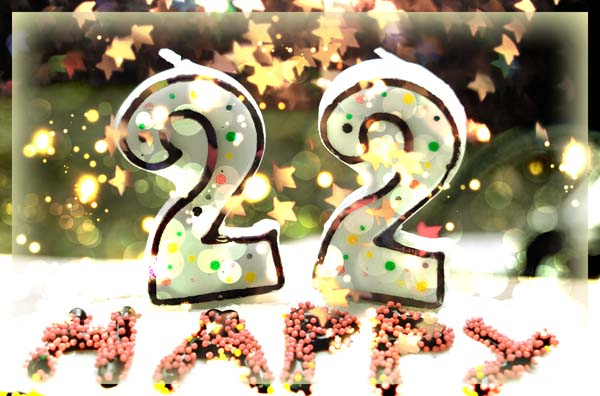 ... of november is my birthday my 22nd birthday i am really exicted about