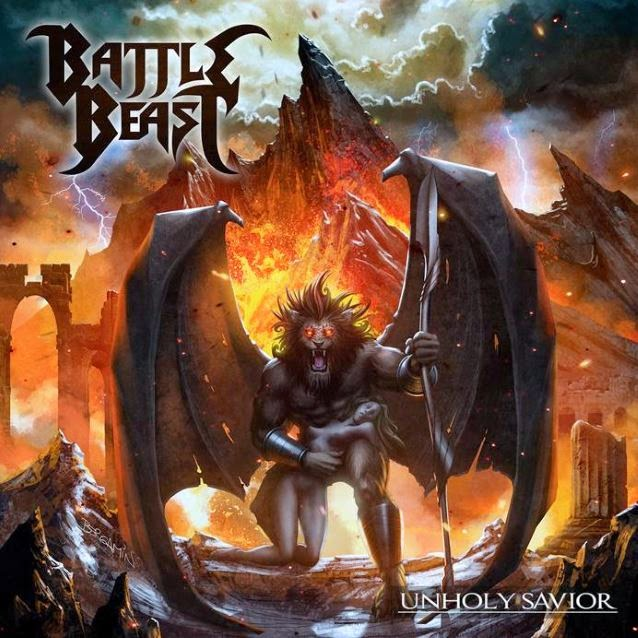 battlebeast unholy savior